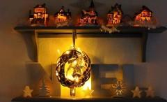 DIY Christmas Decoration on a Tight Budget