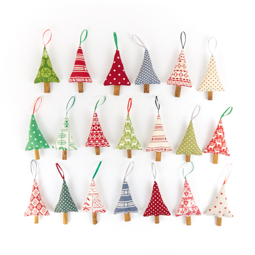 Handmade christmas decorations adorable home for Christmas decorations