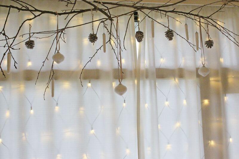 DIY Christmas Simple Decoration