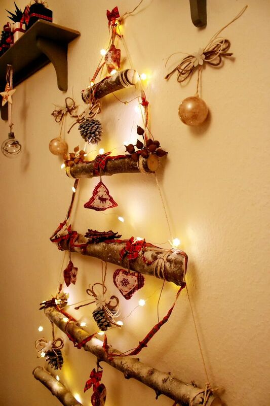 Last Minute DIY Christmas Decoration on a Tight Budget (9)
