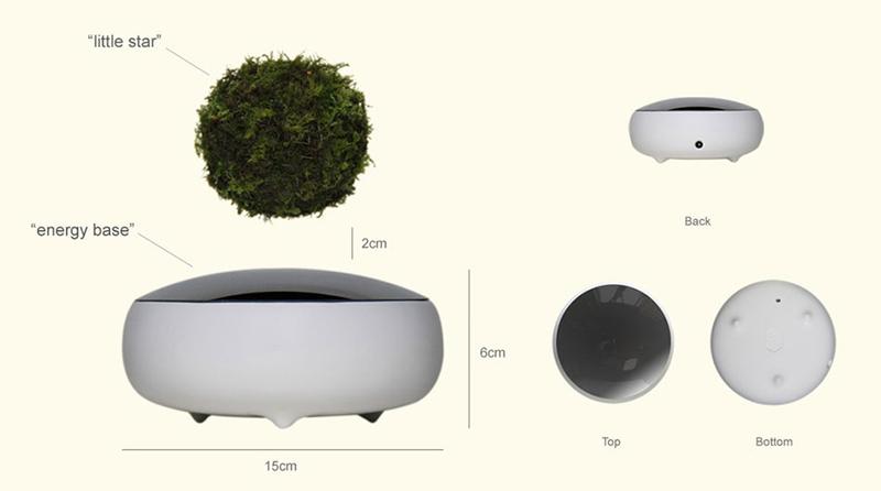 Air Bonsai - how it works