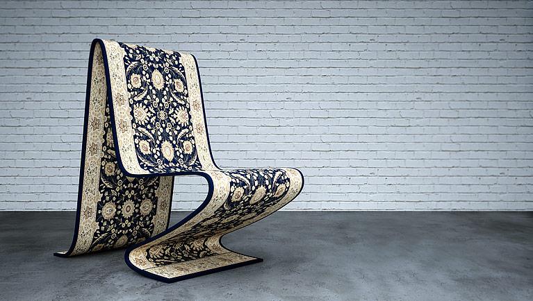 Carpet Chair Design