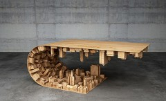 Impressive Coffee Table by Stelios Mousarris