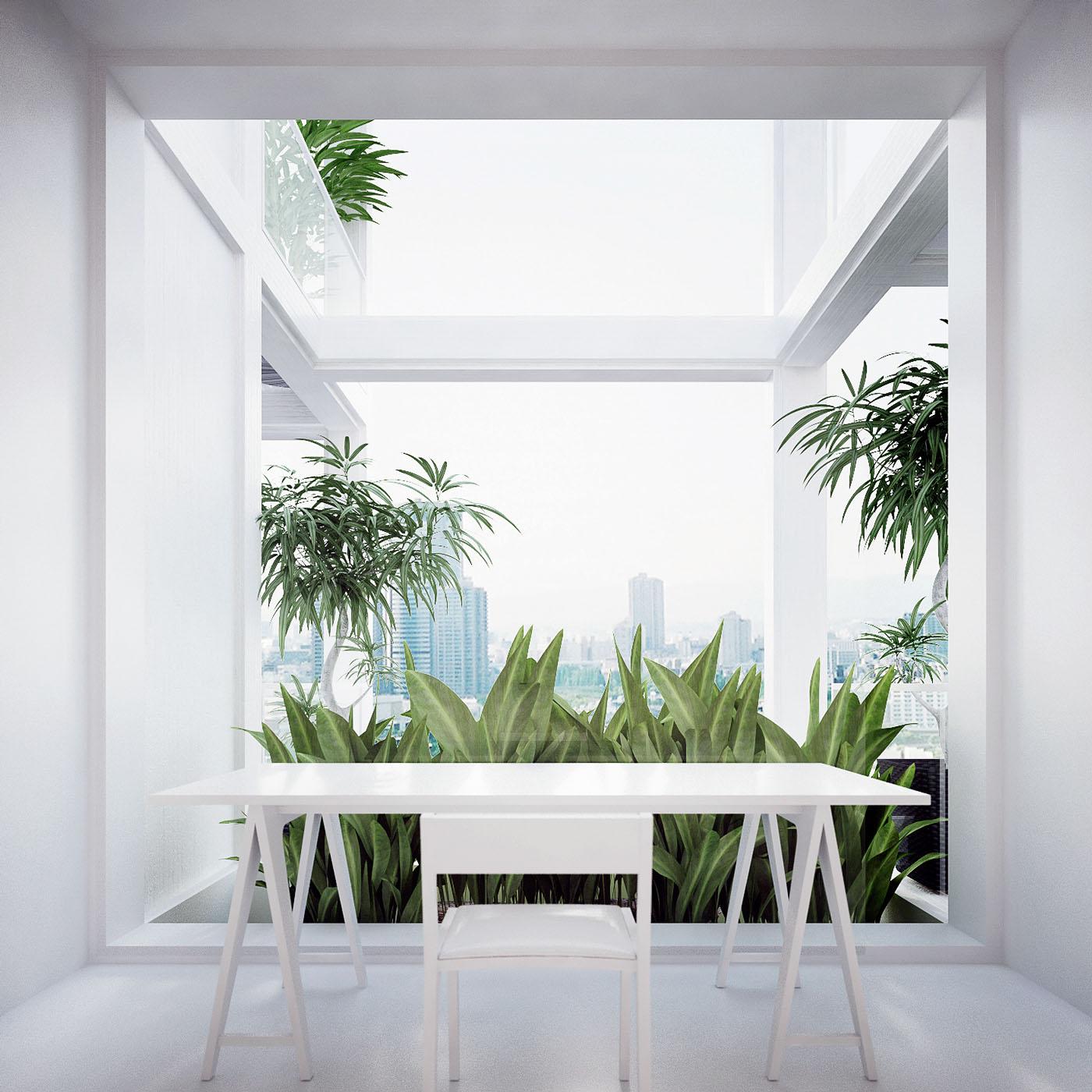 Vijayawada Garden Estate - table with chairs