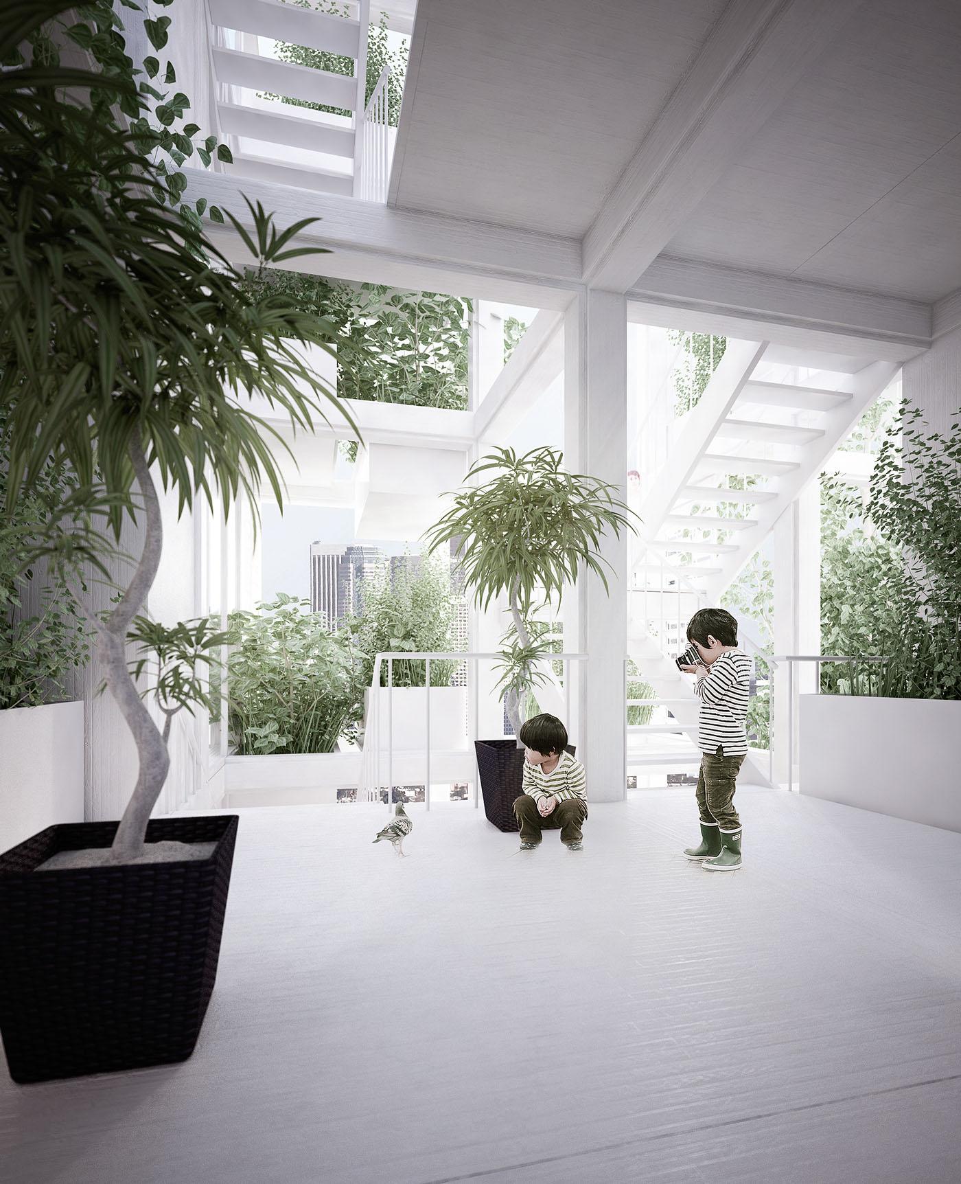 Vijayawada Garden Estate - plants