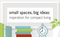 Small spaces infographic