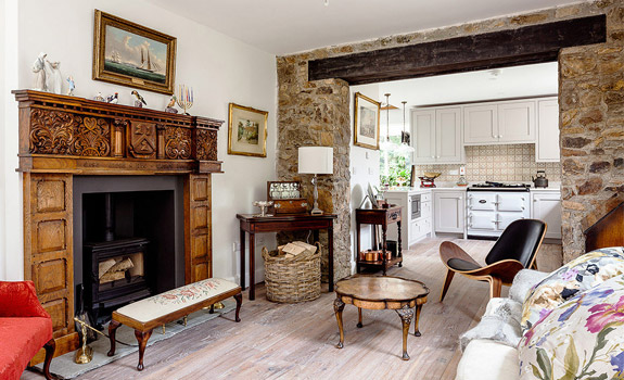 A Dream Cottage Renovation