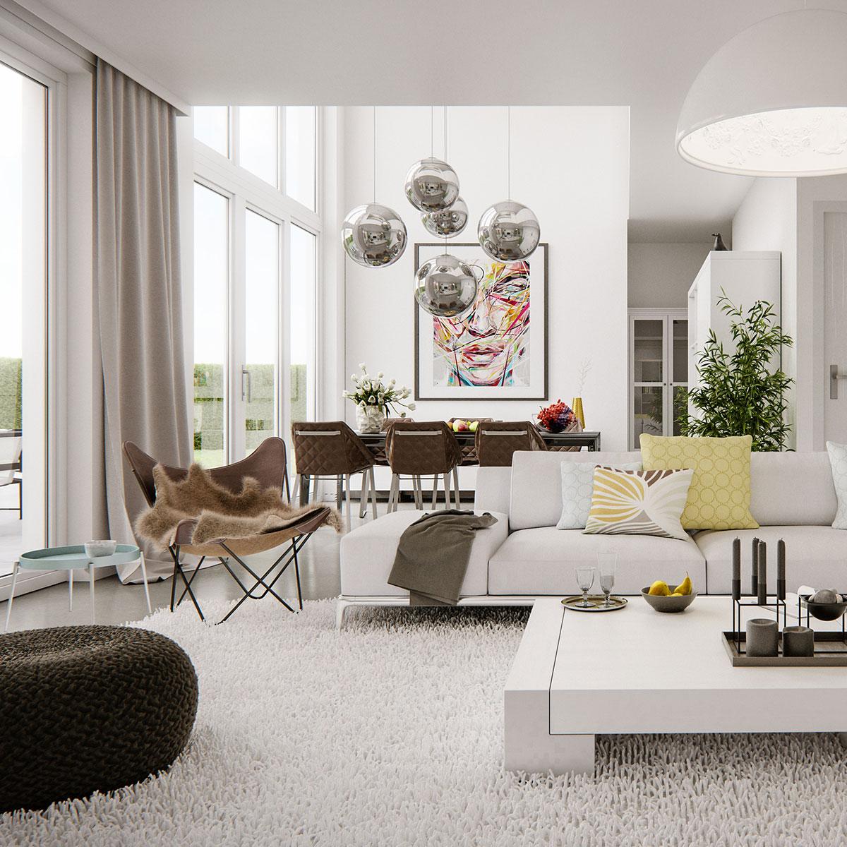 Pairing Colors Interior Design