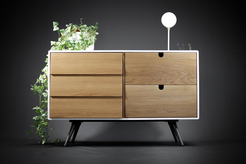 Modern wood cupboard design