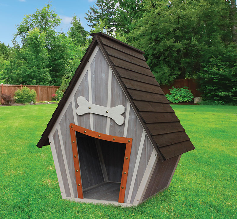 Whimsical Dog House by Innovation Pet