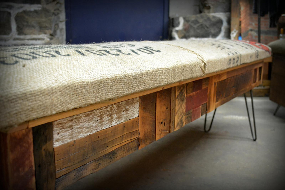 Reclaimed Wood Storage Bench - Reclaimed Wood Storage Bench €� Adorable Home