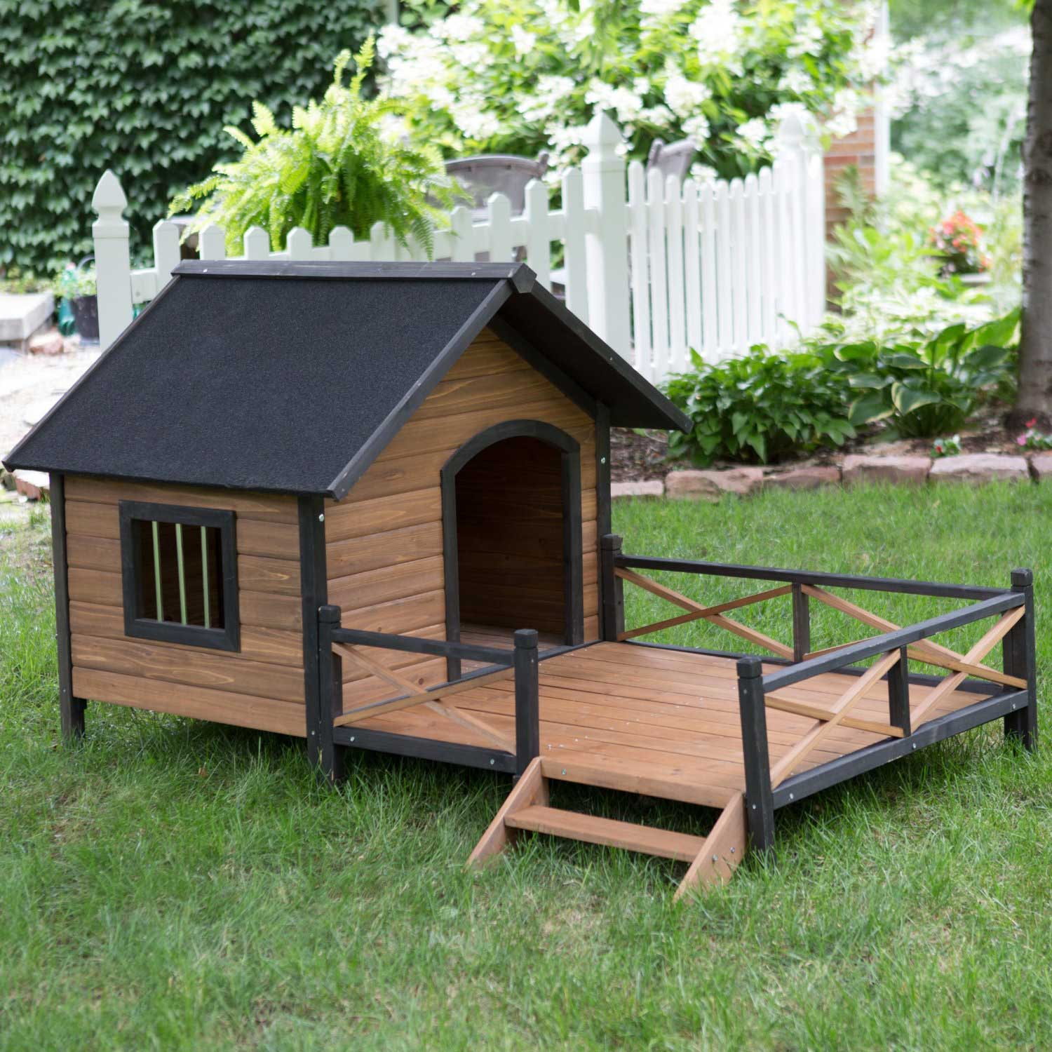 The most adorable dog houses ever some of them you can for Buy house online