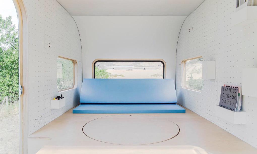 Camper Office or Office Camper