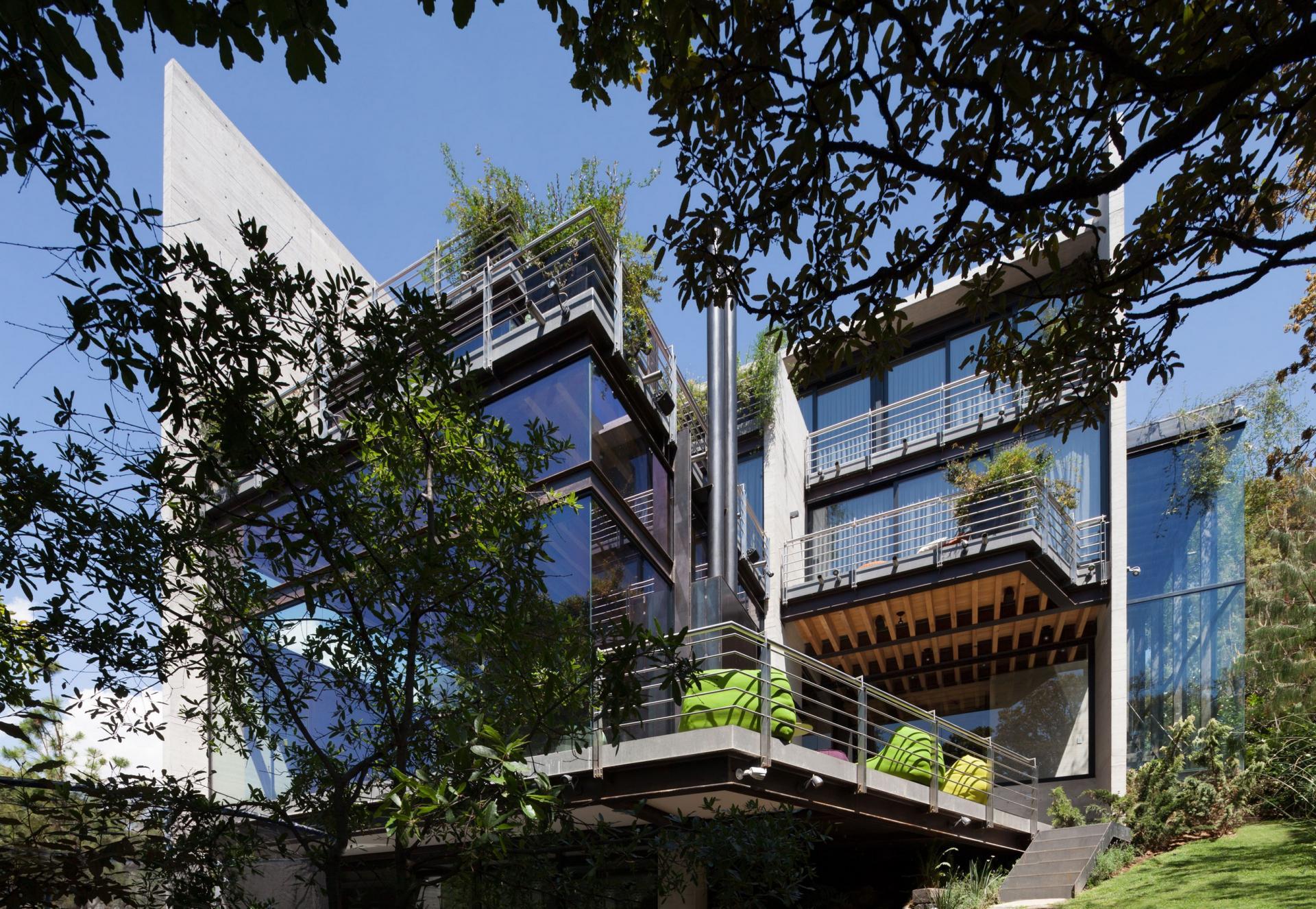 Casa Tepozcuautla - architecture