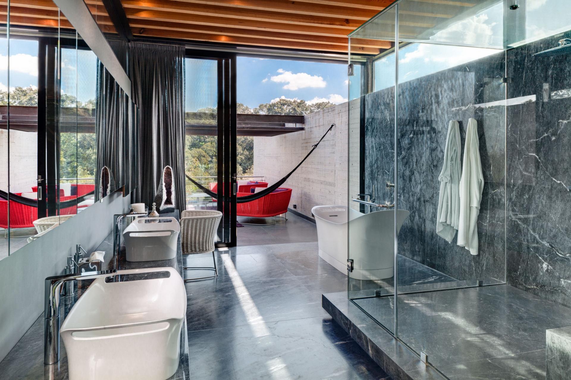 Casa Tepozcuautla - bathroom