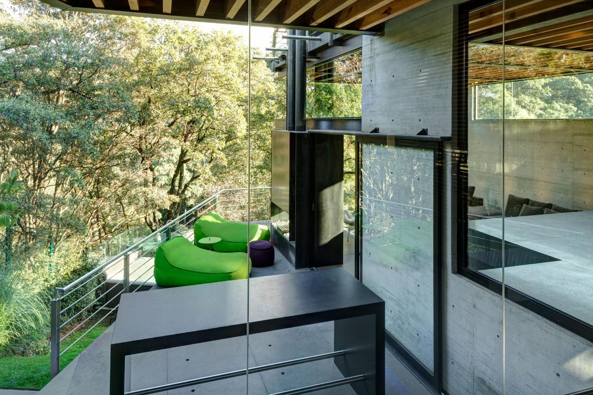Casa Tepozcuautla - inside - outside
