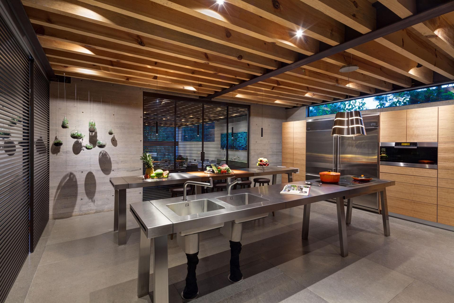 Casa Tepozcuautla - kitchen area