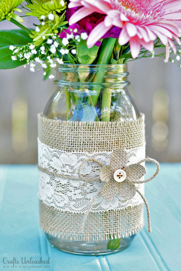 decorated mason jars for weddings top 10 ideas on decorating jars for various 3341