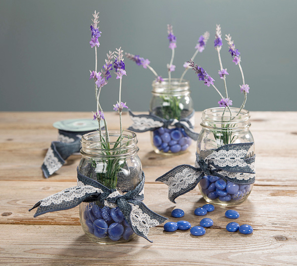 What To Put In Mason Jars For Decoration: Images Credit: Craft Warehouse