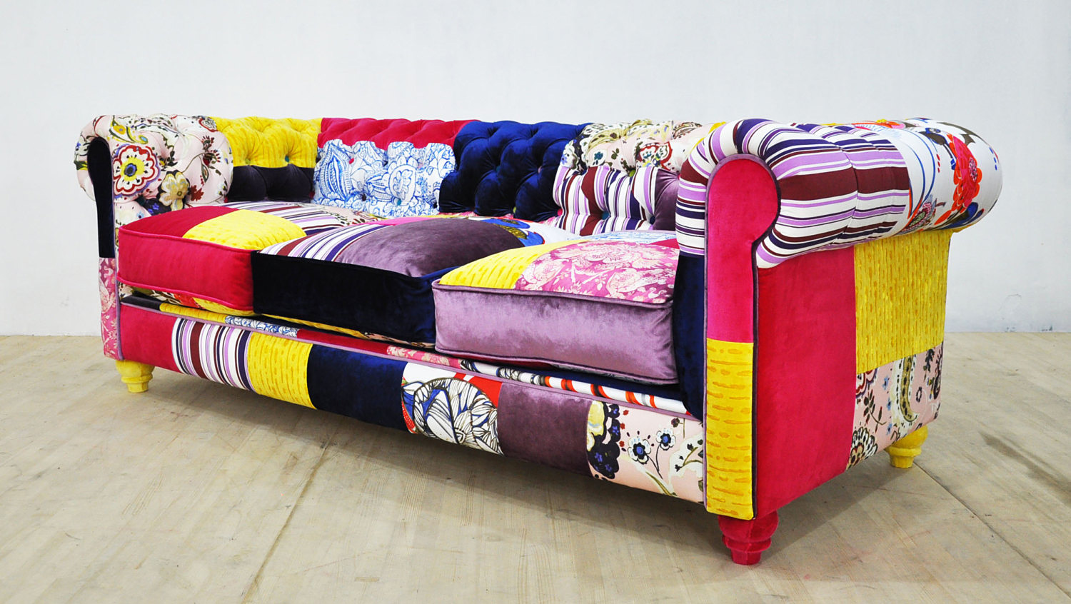 Name design studio see their shop on etsy makes the for Sofa patchwork