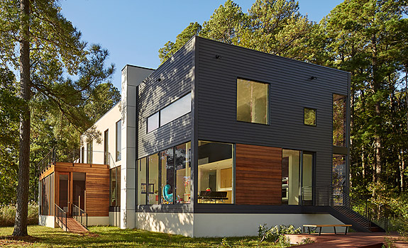 SolitudeCreek - A Home Designed With the Environment in Mind