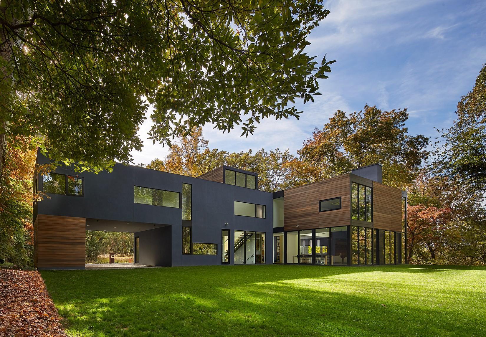 Stein Residence Backyard