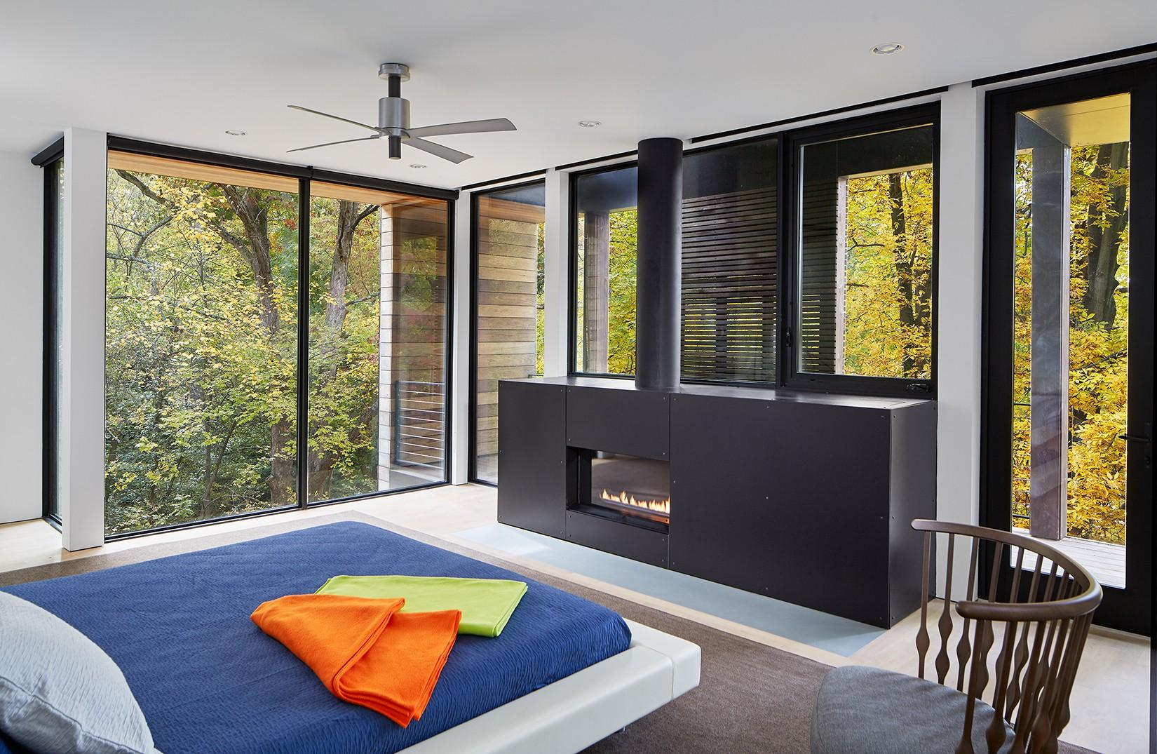 Stein Residence-bedroom