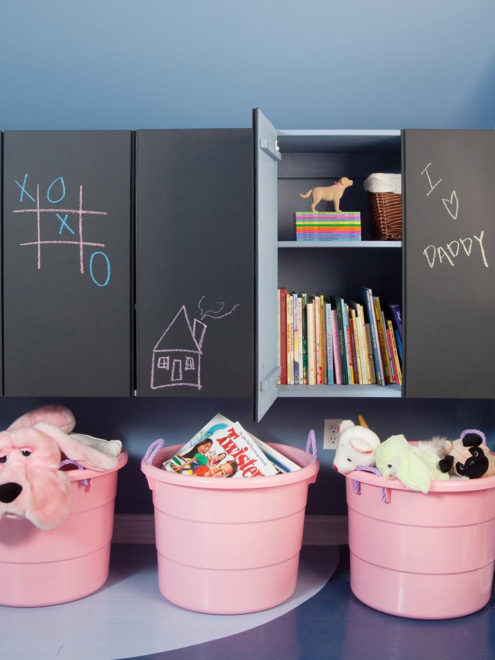 Tips decorating tiny kids room