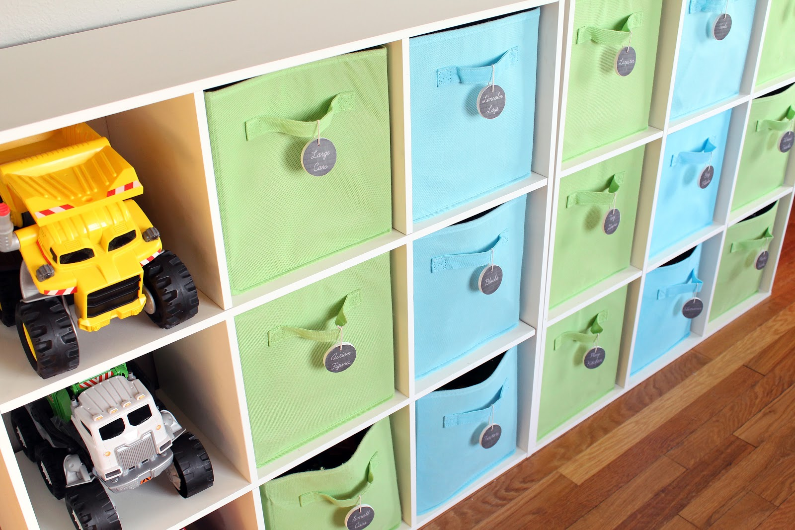 Tips to organize the children's room