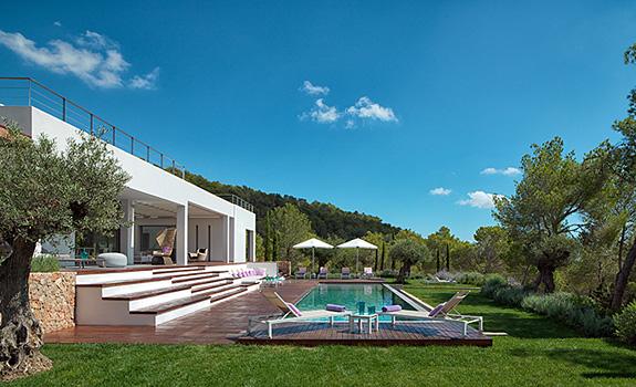 Brilliantly Refurbished House in Ibiza