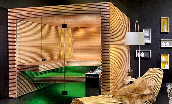 Swiss Home Sauna Ovola