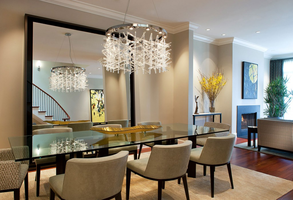 Home staging tip - Use oversized mirrors