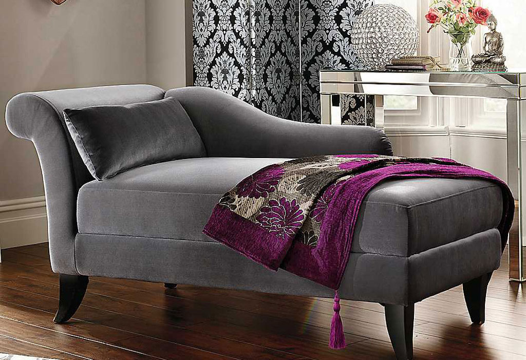 Home staging tips - Put a chaise lounge chair in the master bedroom