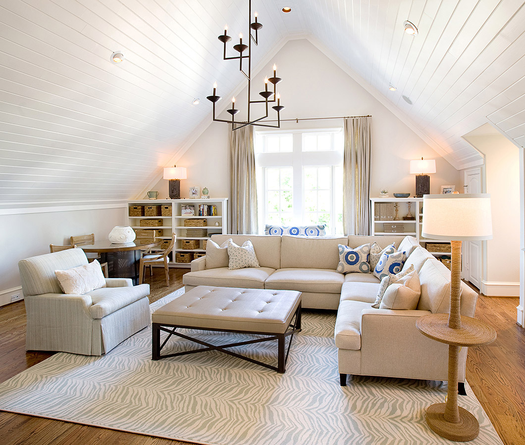 Living Room: 39+ Attic Living Rooms That Really Are The Best