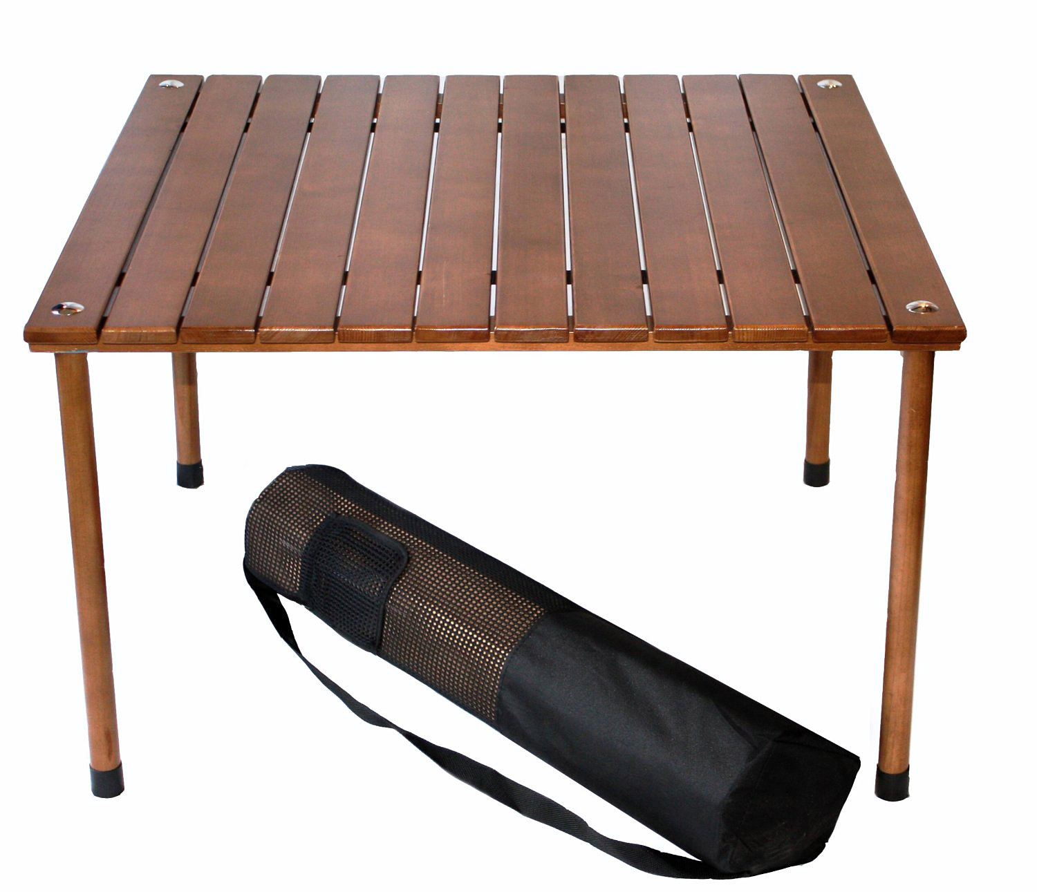 Wood Portable Table to Go