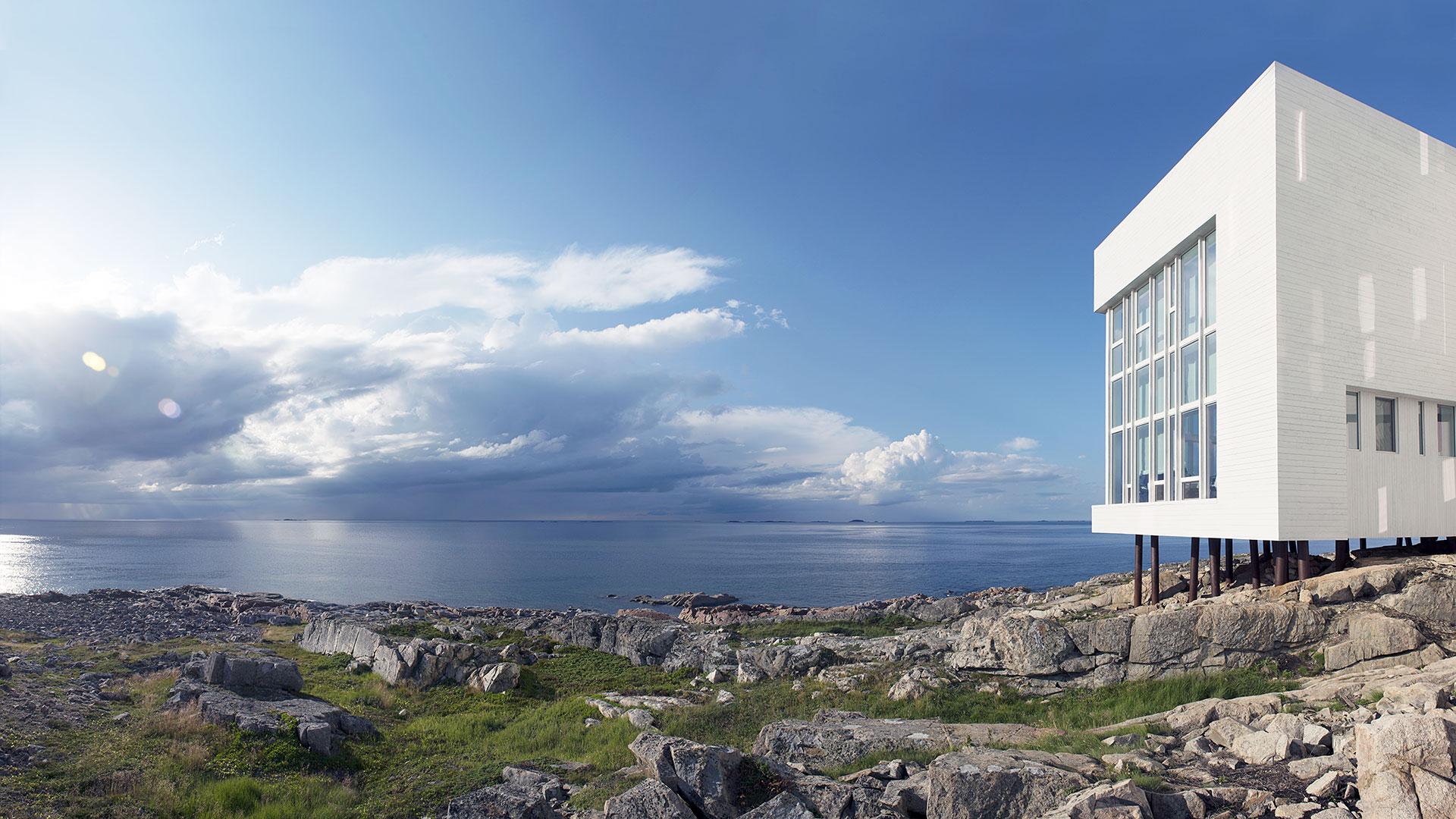 Fogo Island Inn' View