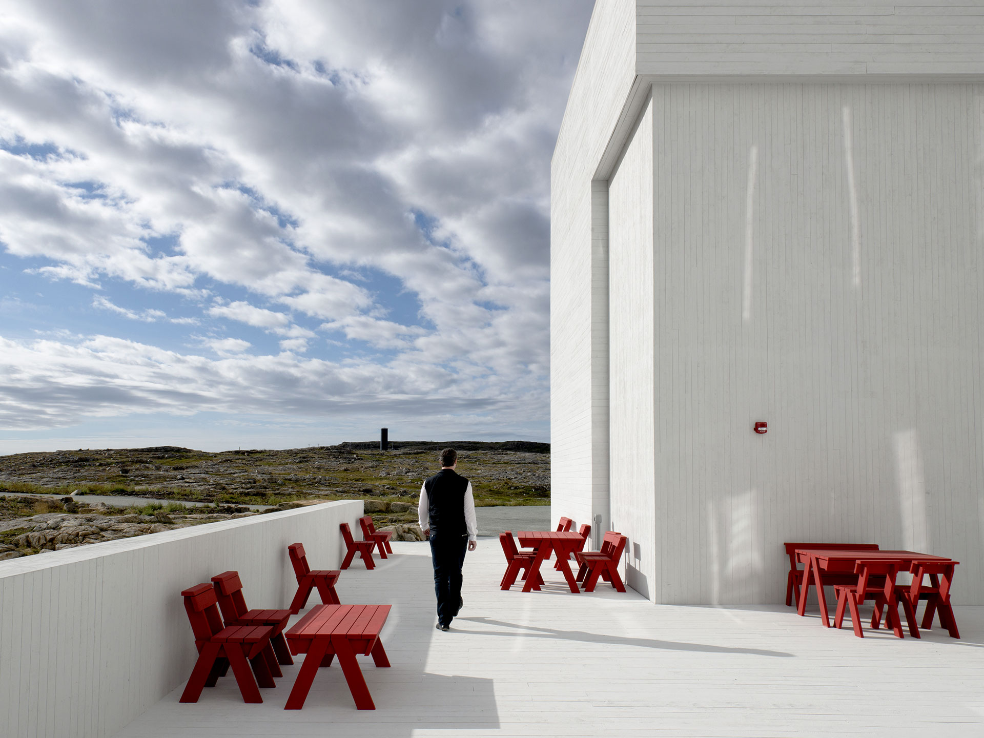Fogo Island Inn's Outdoor Space