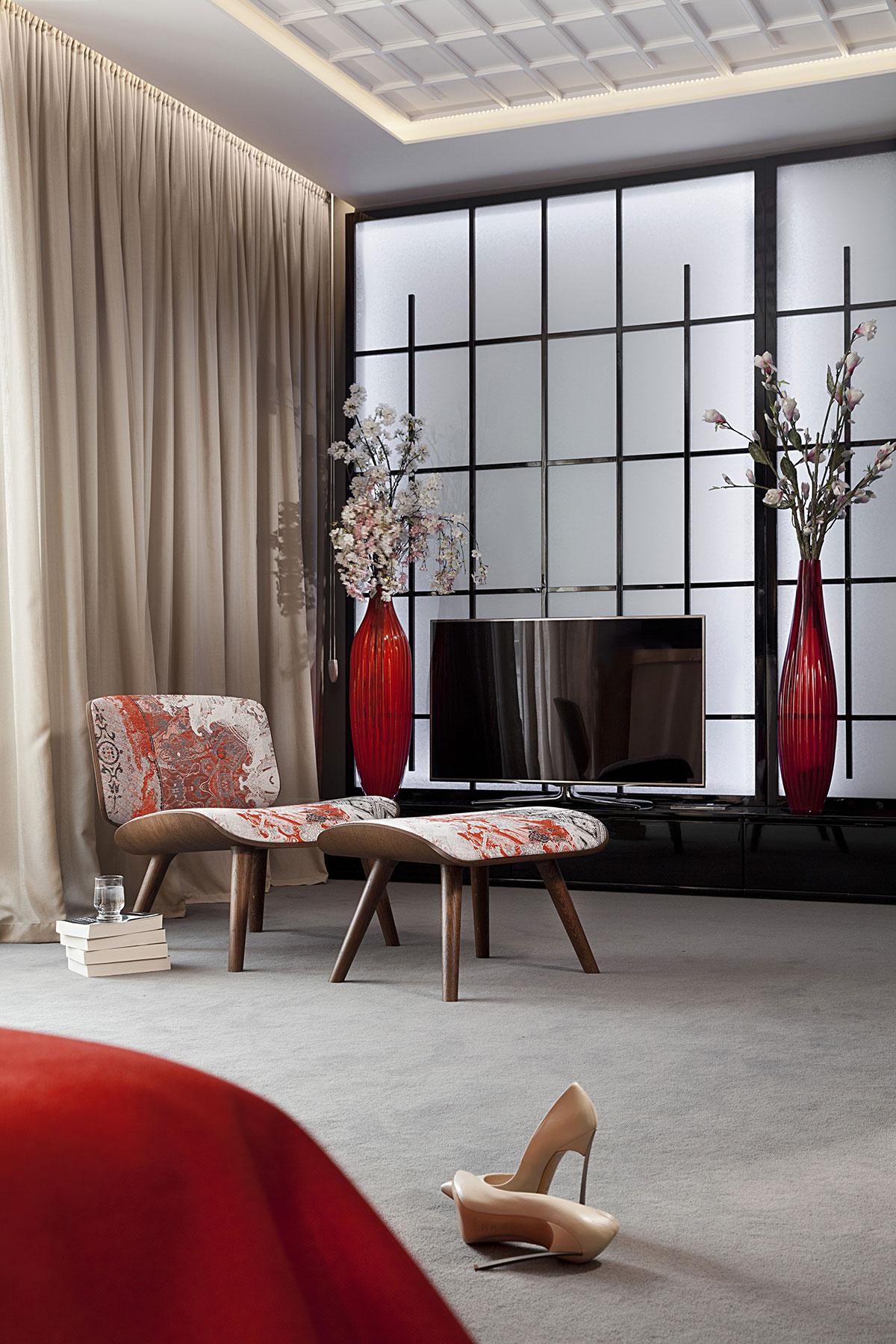 Japanese style home decor