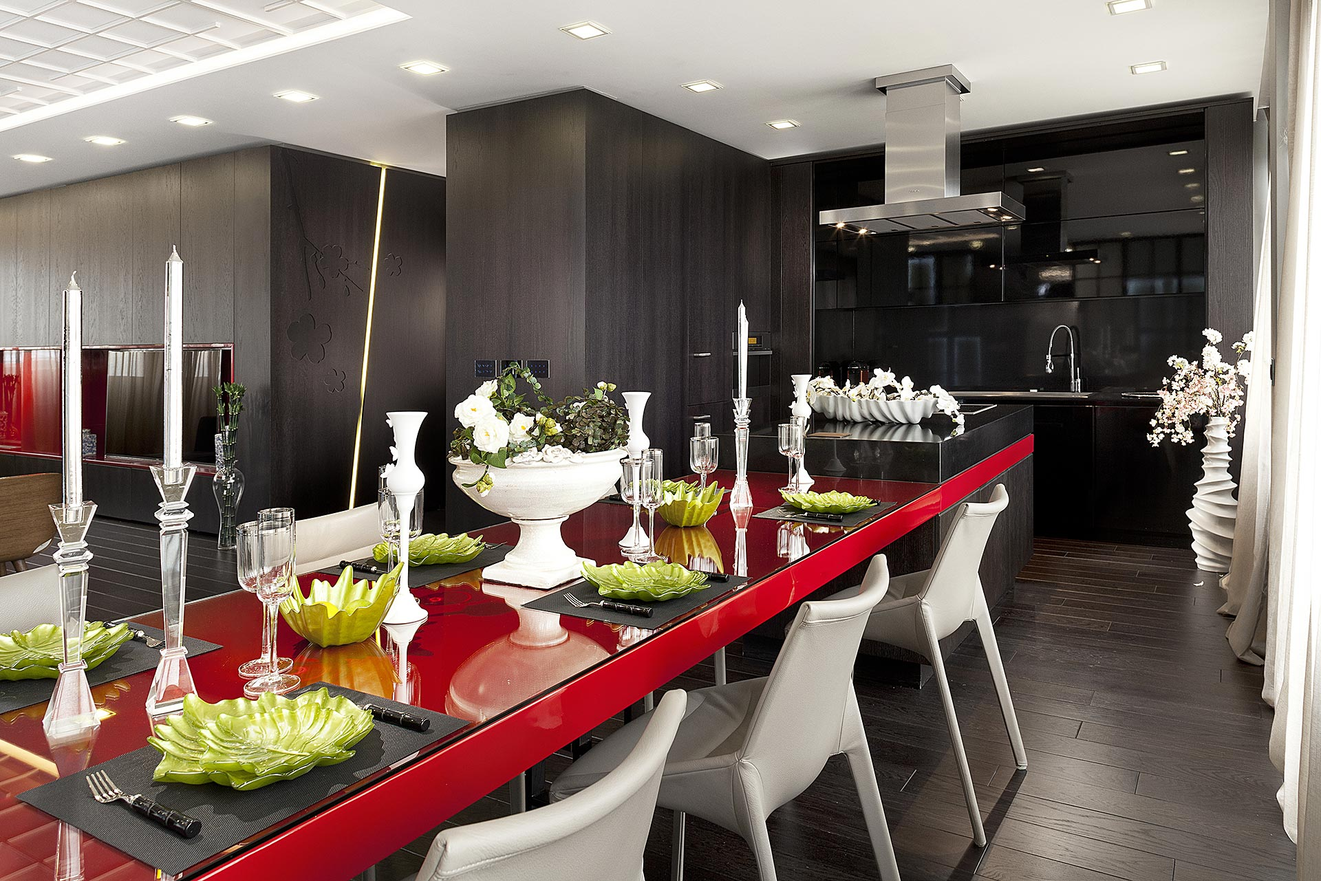 Stylish dining room design