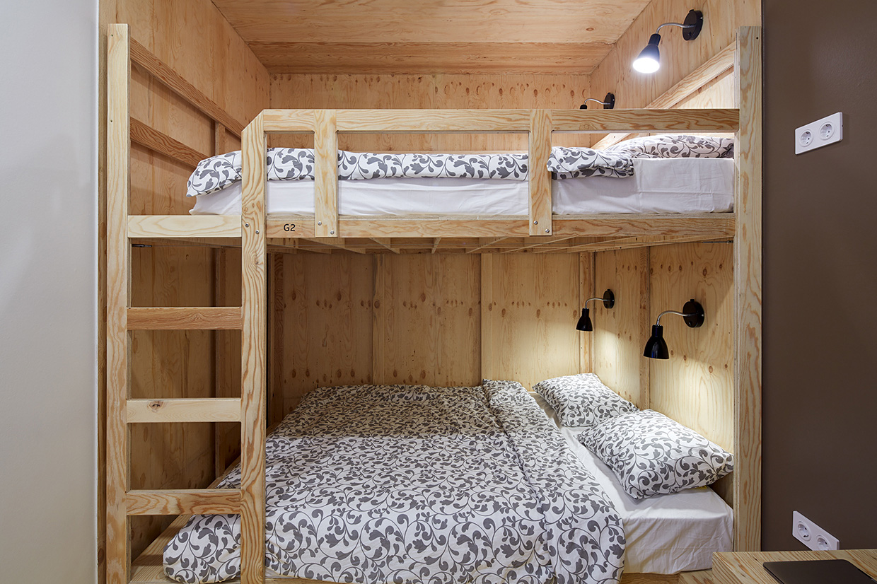 Contemporary Hostel Design (10)