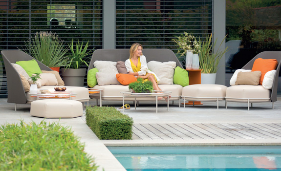 Social & Stylish Modular Outdoor Furniture