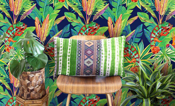 The Ultimate Comeback: Tropical Wallpapers