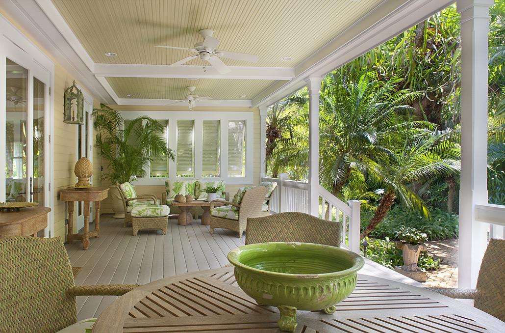 Tropical Decorating Ideas