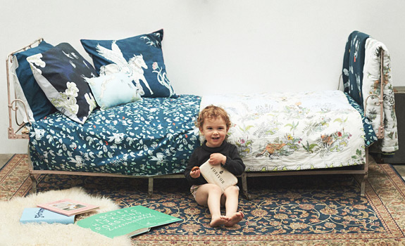 Organic Children's Bedding to Inspire Magical Sleep