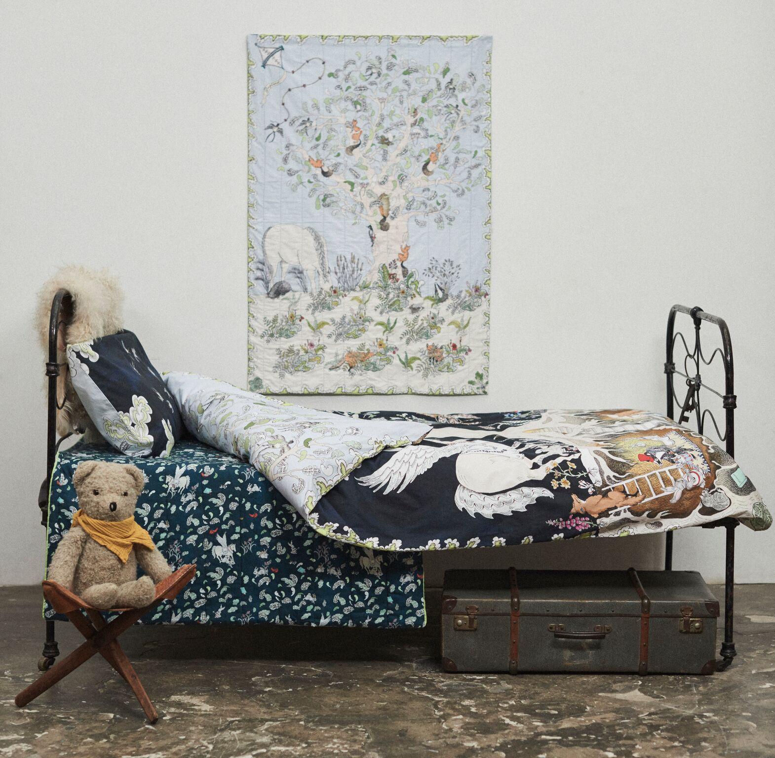 Magical children's bedding