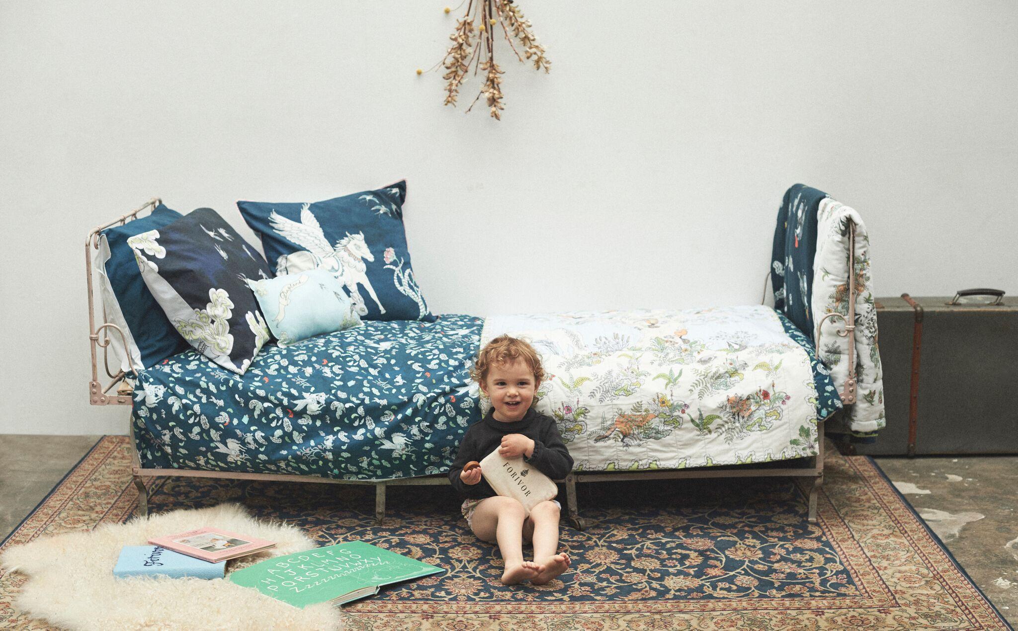 Children's bedding collection
