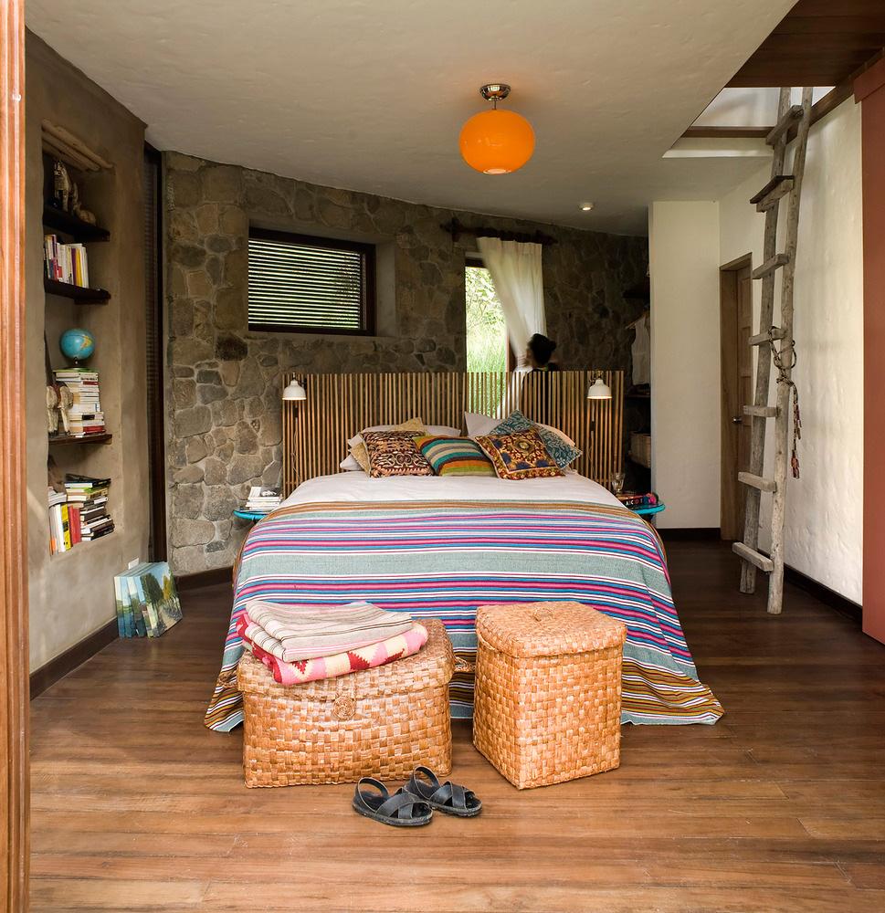 Casa Chontay's bedroom