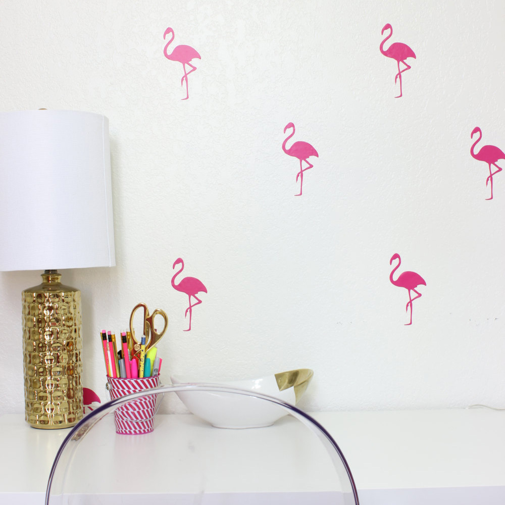 The Rise Of Pink Flamingo Dcor Selected Items Available Online Adorable Home