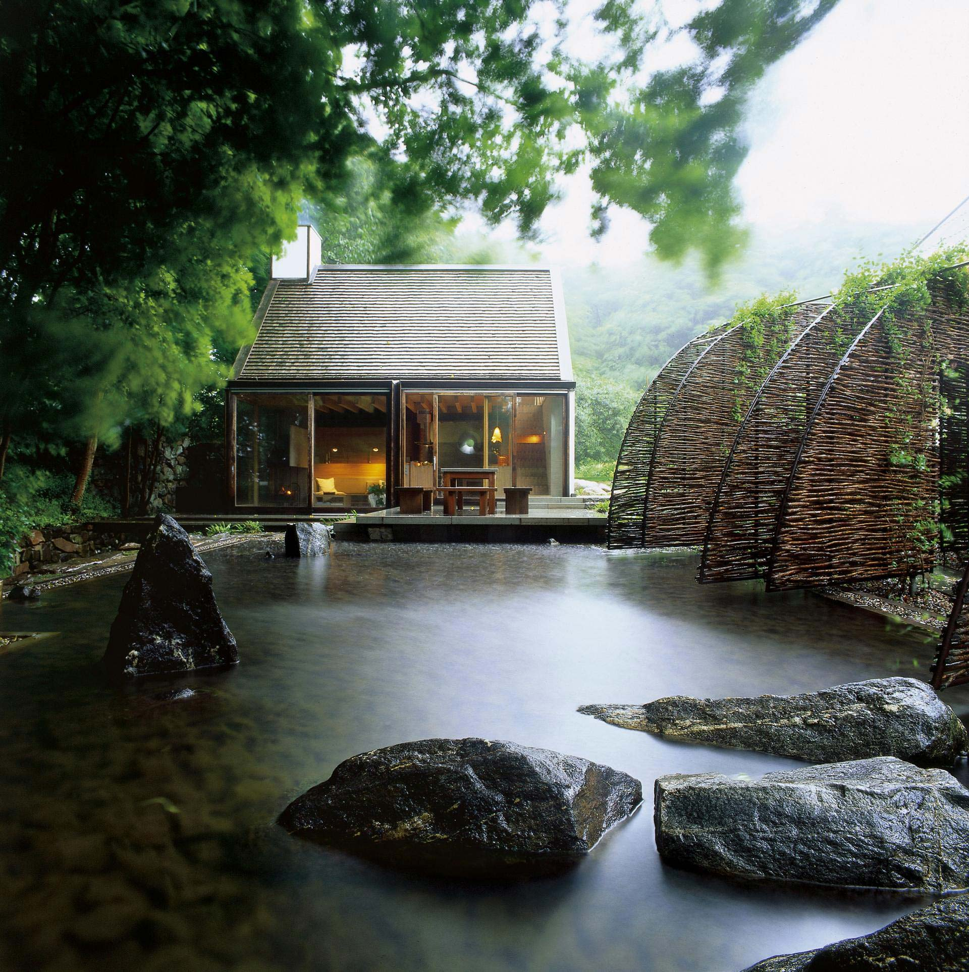 The Mill House by Wingårdh Arkitektkontor