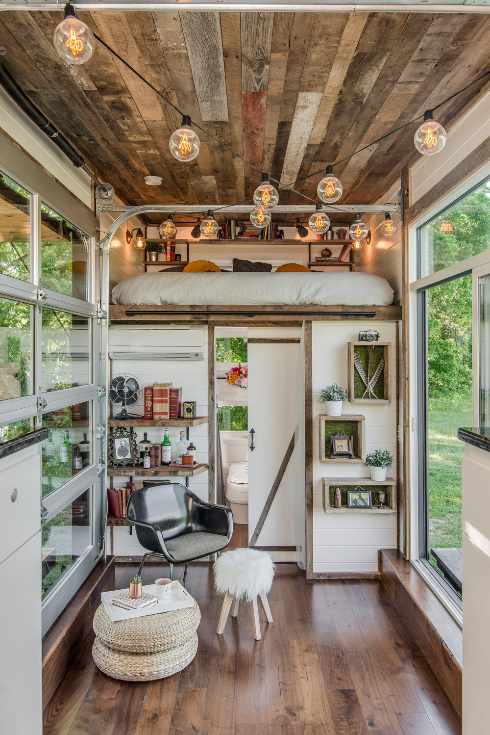Tiny Home Designs: The Alpha: An Innovative Small House
